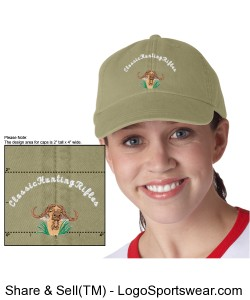 Classic Hunting Rifles Hat Design Zoom